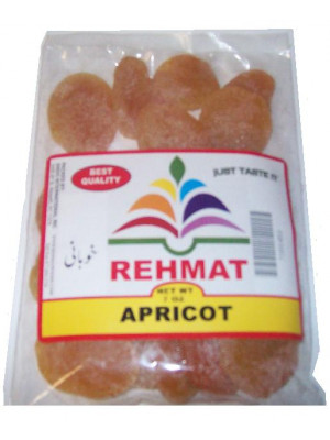 Apricots Dried - 200 gms (Rehmat Brand)