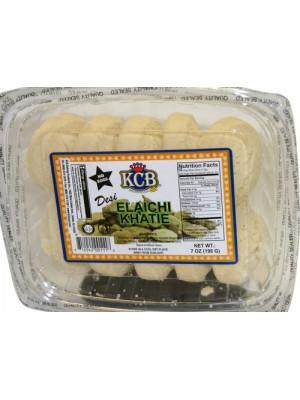 KCB Desi Elaichi Khatie 198 Grams (7 OZ)