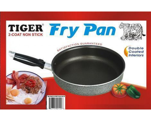 "Fry Pan Non Stick Aluminium Tiger Brand size in 7"",8"",9"",10"",11""(Free Post in UK)"