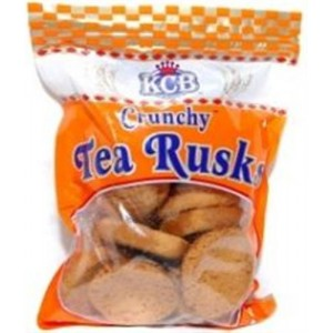 Kcb Crunchy Tea Rusk 200gm (7.1 OZ)