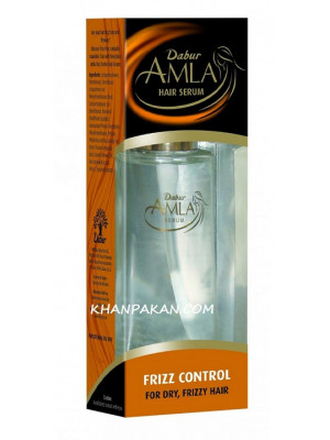 Dabur Amla Hair Serum Frizz Control 50mL