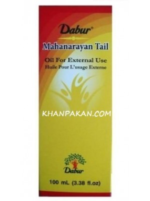 Dabur Mahanarayan Tail 100Ml 3.38Oz