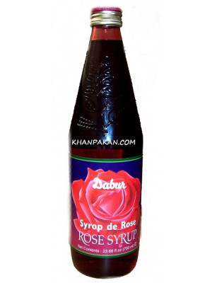 Dabur Rose Syrup 750mL