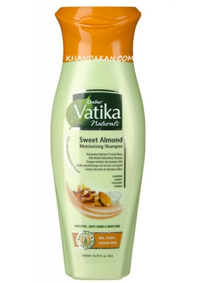Dabur Vatika Almond Shampoo 200mL