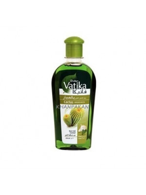 Dabur Vatika Cactus Enriched Hair Oil 200mL