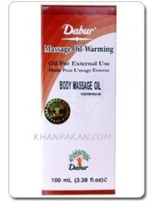 Dabur Warming Massage Oil 100mL