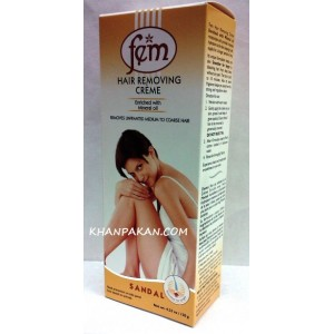 Fem Hair Removing Cream Sandal 120G