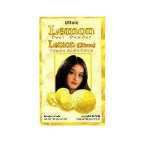 Uttam Lemon Peel Powder 100Gm