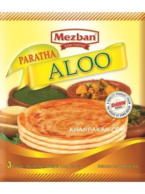 Mezban  Aloo Paratha 3 Pc 13 oz /360 g