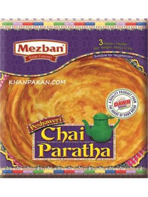 Mezban Chai Paratha 3 pc 12 oz