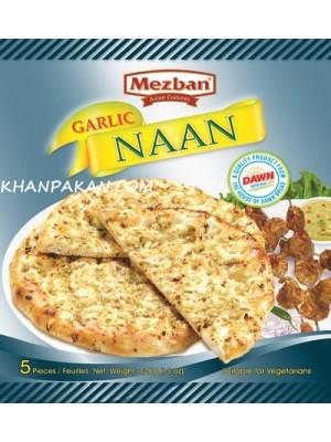 Mezban Garlic Naan 426 g / 15 oz
