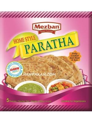 Mezban Home Style Paratha 5 Pea 14 oz /400 g