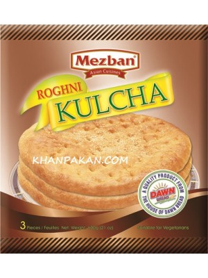 Mezban Roghni Kulcha 3 PC 600 g / 21 OZ