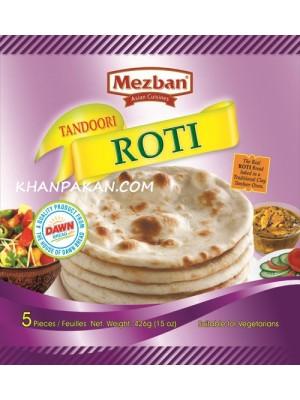 Mezban Tandori Roti 5 pc 426 g / 15 oz