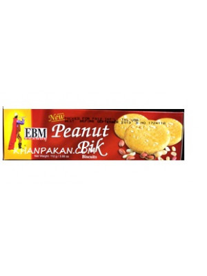 EBM PEANUT PICK COOKIES 129 gm