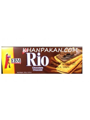 Rio Chocolate 4.94 OZ (140 Grams)