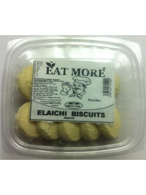 Eat More Elachi Biscuits  200G