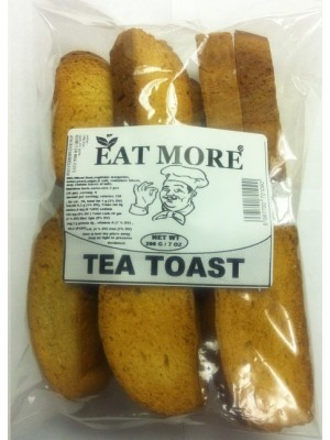 Eat More Tea Toast 200G