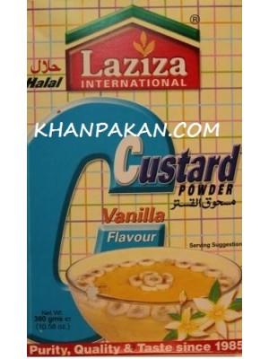 Laziza Custard - Vanilla 300 Gms