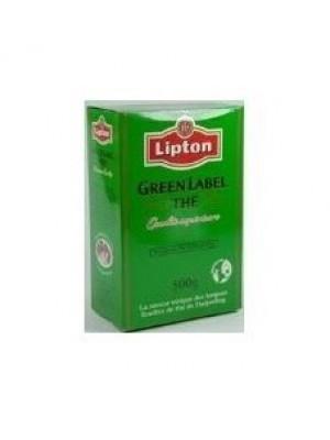 Lipton Green Label Tea 500gm