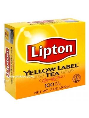 Lipton Yellow Label 100bags