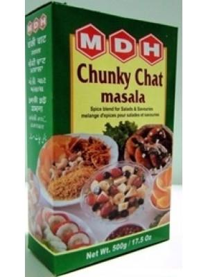 Mdh Chunky Chat Masala 500G