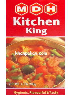 Mdh Kitchen King100g