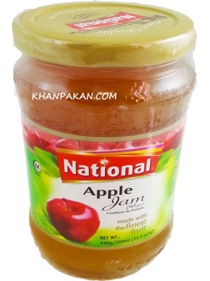 National Apple Jam 440 gm
