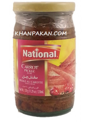 National Carrot Pickle 320 gm
