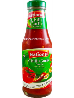 National Chilli Garlic Sauce 300 gm