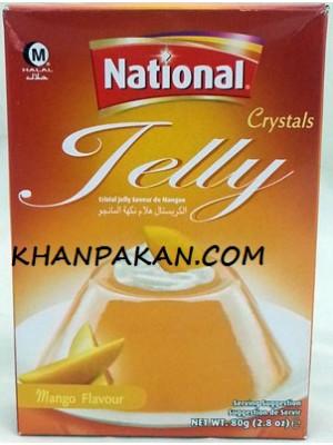 National Mango Jelly 90 gm