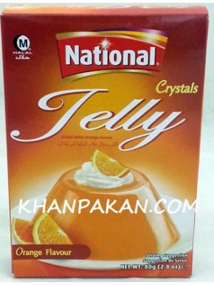 National Orange Jelly 90 gm