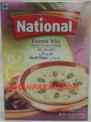 National Feerni-mix 155 gm