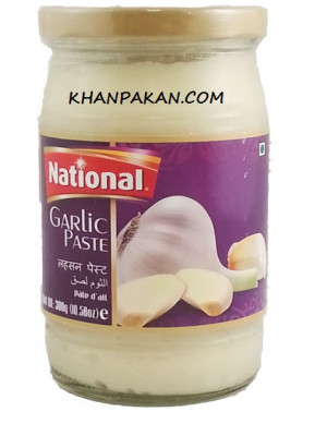 National Garlic Paste 300 gm