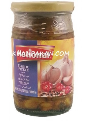 National  Garlic Pickle 310 gm