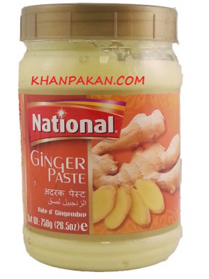 National Ginger Paste 26 oz