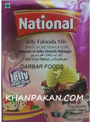 National Jellly Falooda-Mix 210 gm