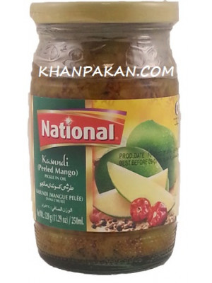 National Kasundi Pickle 320 gm
