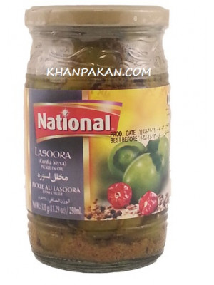 National Lasora Pickle 300 gm