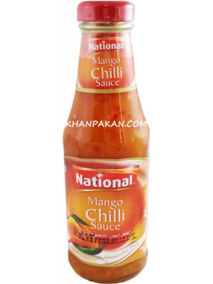 National Mango Chilli Sauce 300 gm