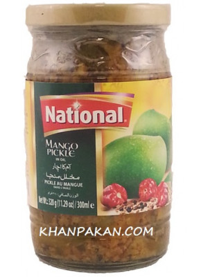 National Mango Pickle 320 gm