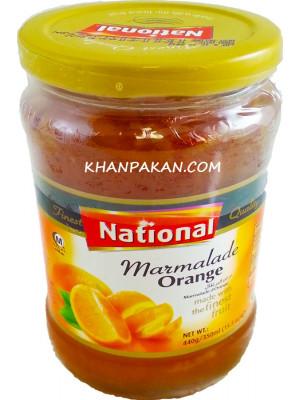 National Orange Marmalade jam 440 gm