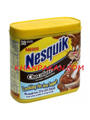 Nestle Nesquick Chocolate 14.1 OZ