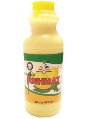 Mango Lassi Yogurt Drink  473 ml Rehmat Brand