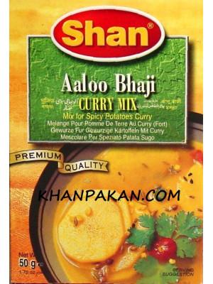 Shan Aaloo Bhaji 50g