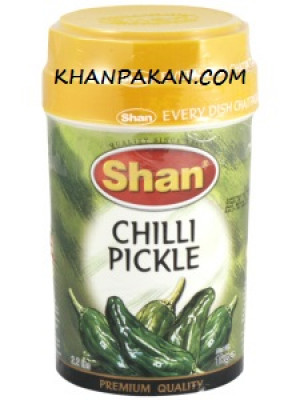 Shan Chilli Pickle 1Kg