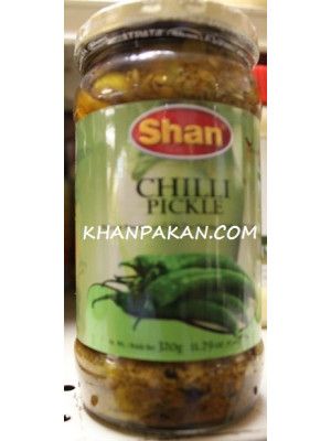 Shan Chilli Pickle 310Gms
