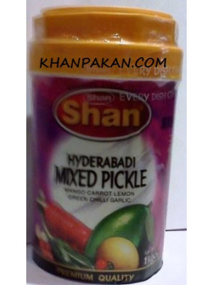 Shan Hyderabadi Mixed Pickle 1Kg