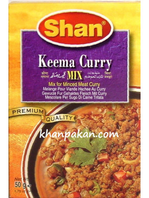 Shan Keema Curry Mix 50g