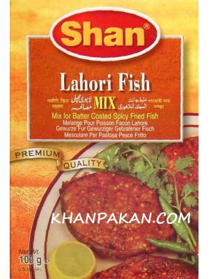 Shan Lahori Fish 100g